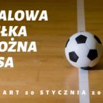 Halowa Liga Piłki Nożnej BSA 2020