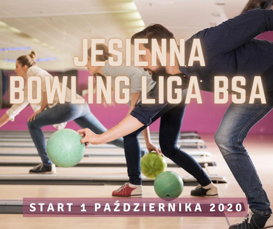 Jesienna Bowling Liga BSA 2020