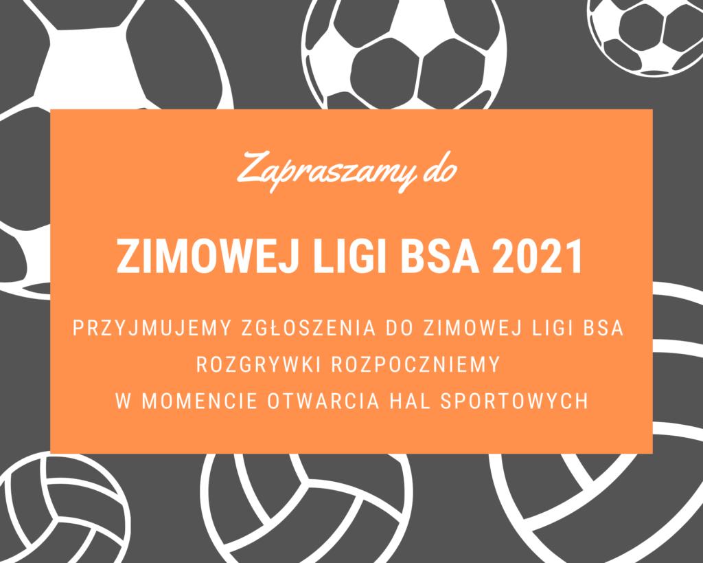 Zimowa Liga BSA 2021