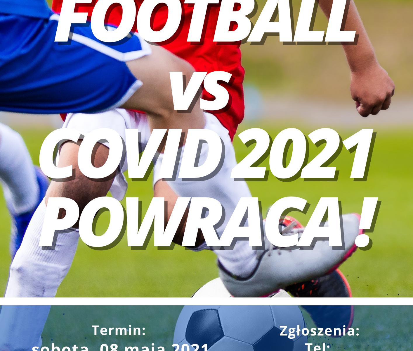 Football vs Covid 2021
