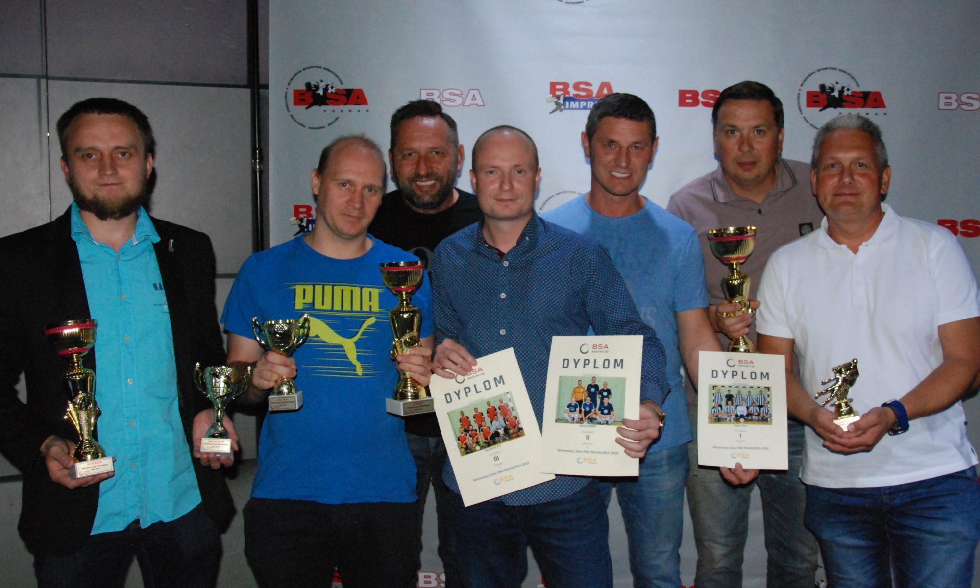 Podsumowanie Wiosennej Bowling Ligi BSA 2019
